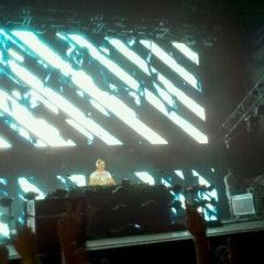 Photo taken at Tiësto College Invasion Tour @ Patriots Point by Nicholas W. on 9/24/2011