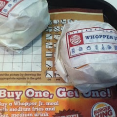 Photo taken at Burger King by Arch M. on 5/7/2011