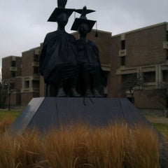 Photo taken at University Commons by Leotis D. on 12/21/2011