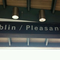 Photo taken at Dublin/Pleasanton BART Station by Thomas V. on 10/9/2011