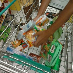 Photo taken at Giant Supermarket Tlogosari Semarang by Wiwit A. on 12/13/2011