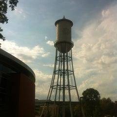 Photo taken at Marston Water Tower by Prashanth S. on 8/7/2012