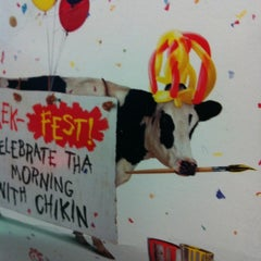 Photo taken at Chick-fil-A by Kim M. on 3/13/2012
