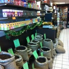 Photo taken at Empire Coffee & Tea by Tulio P. on 1/2/2012