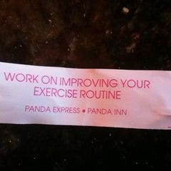Photo taken at Panda Express by HeyItsJaye! on 8/18/2011