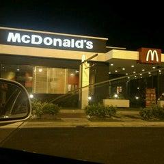 Photo taken at McDonald's by metal b. on 2/14/2012