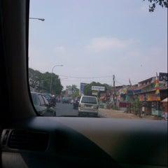 Photo taken at Jalan Raya Lenteng Agung by NPhitaloka on 8/19/2012