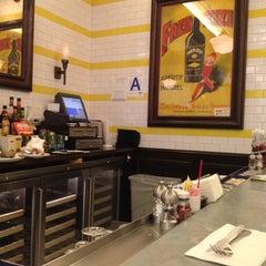 Photo taken at Brasserie La Vie by Rithesh M. on 8/30/2012