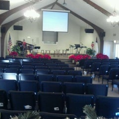 Photo taken at Lonesome Dove Church by Curt P. on 1/1/2012