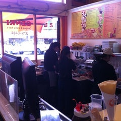 Photo taken at Genki Crepes by Anthony B. on 8/6/2011