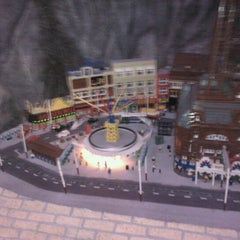 Photo taken at Legoland Discovery Centre by Gareth S. on 8/17/2011