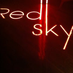Photo taken at Red Sky by june j. on 3/9/2011