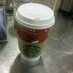 Photo taken at Starbucks - UH Sports by Pupeow M. on 11/7/2011