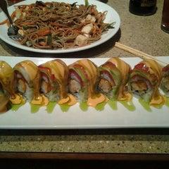 Photo taken at Sushi Zushi by Douglas M. on 2/22/2012