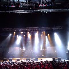 Photo taken at Jupiler zaal by Vincent V. on 12/9/2011