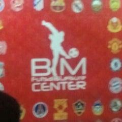 Photo taken at Food Court BIM Futsal Center by Ahmad C. on 10/10/2011