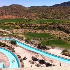 Photo taken at JW Marriott Tucson Starr Pass Resort & Spa by Will H. on 5/3/2012