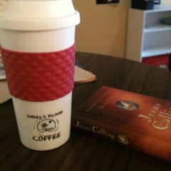 Photo taken at Angel's Island Coffee by Donza M. on 8/17/2011