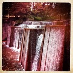 Photo taken at Ira C. Keller Fountain by Jason B. on 5/27/2012