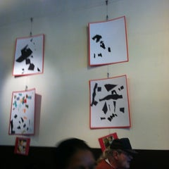 Photo taken at Sentient Bean by Usha R. on 5/28/2012