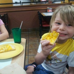 Photo taken at Cicis by Brooke S. on 7/27/2012