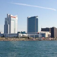 Photo taken at Caesars Windsor Hotel & Casino by Rick H. on 6/27/2012