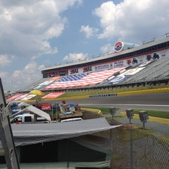 Photo taken at Charlotte Motor Speedway by Tracey L. on 5/28/2012