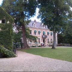 Photo taken at Chateau De Challanges by Chris A. on 7/31/2012