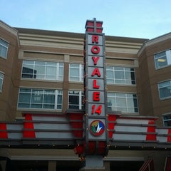Photo taken at Regal Cinemas Hyattsville Royale 14 by SidJacks on 7/14/2012