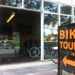 Photo taken at Bobby's Bike Hike by Kat on 8/30/2012