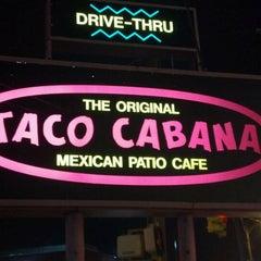 Photo taken at Taco Cabana by David S. on 5/3/2012