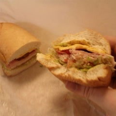 Photo taken at Thundercloud Subs by Chris D. on 5/14/2012