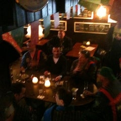 Photo taken at Stads Stamcafe De Waagschaal by René O. on 2/18/2012