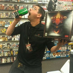 Photo taken at Gamestop by Marcus R. on 5/15/2012