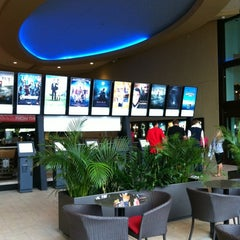 Photo taken at Silverspot Cinemas at Mercato by Stacy J. on 6/22/2012