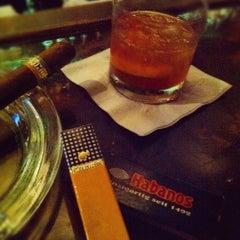 Photo taken at Downing Street Pub & Cigar Bar by Jonathan C. on 6/2/2012