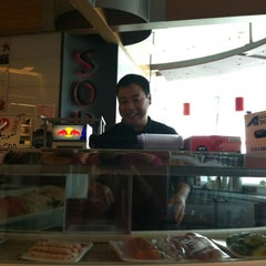 Photo taken at Sora by Taniele C. on 3/10/2012