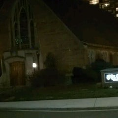 Photo taken at St. George Episcopal Church by Richard G. on 3/9/2012