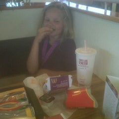 Photo taken at McDonald's by René B. on 8/1/2012