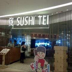 Photo taken at Sushi Tei by Philips S. on 9/8/2012