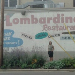 Photo taken at Lombardino's Restaurant by George S. on 7/27/2012