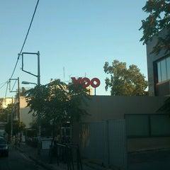 Photo taken at Yoo by Dimitris K. on 7/3/2012