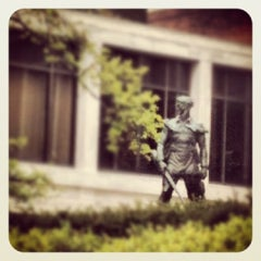 Photo taken at WVU Mountainlair by Taylor S. on 4/13/2012