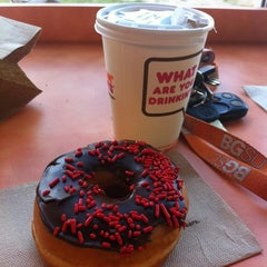 Photo taken at Dunkin' Donuts by Alex F. on 8/22/2012