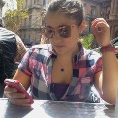 Photo taken at Gelateria Quaranta by Sofia V. on 4/5/2012