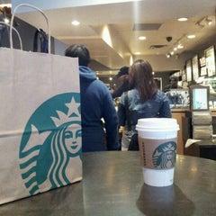 Photo taken at Starbucks by Олег С. on 4/18/2012
