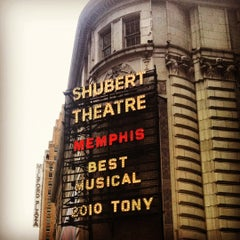 Photo taken at Shubert Theatre by Emily H. on 8/1/2012