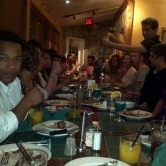 Photo taken at Rio's Brazilian Steak House by Mr M. on 4/5/2012