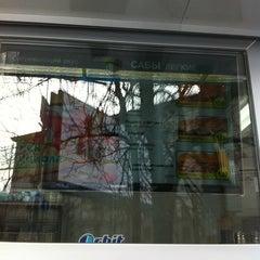 Photo taken at SUBWAY by Антон П. on 3/24/2012