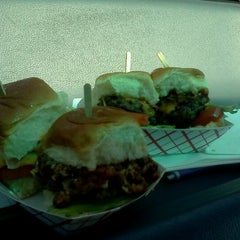 Photo taken at Burger Monster by Nichole C. on 4/28/2012